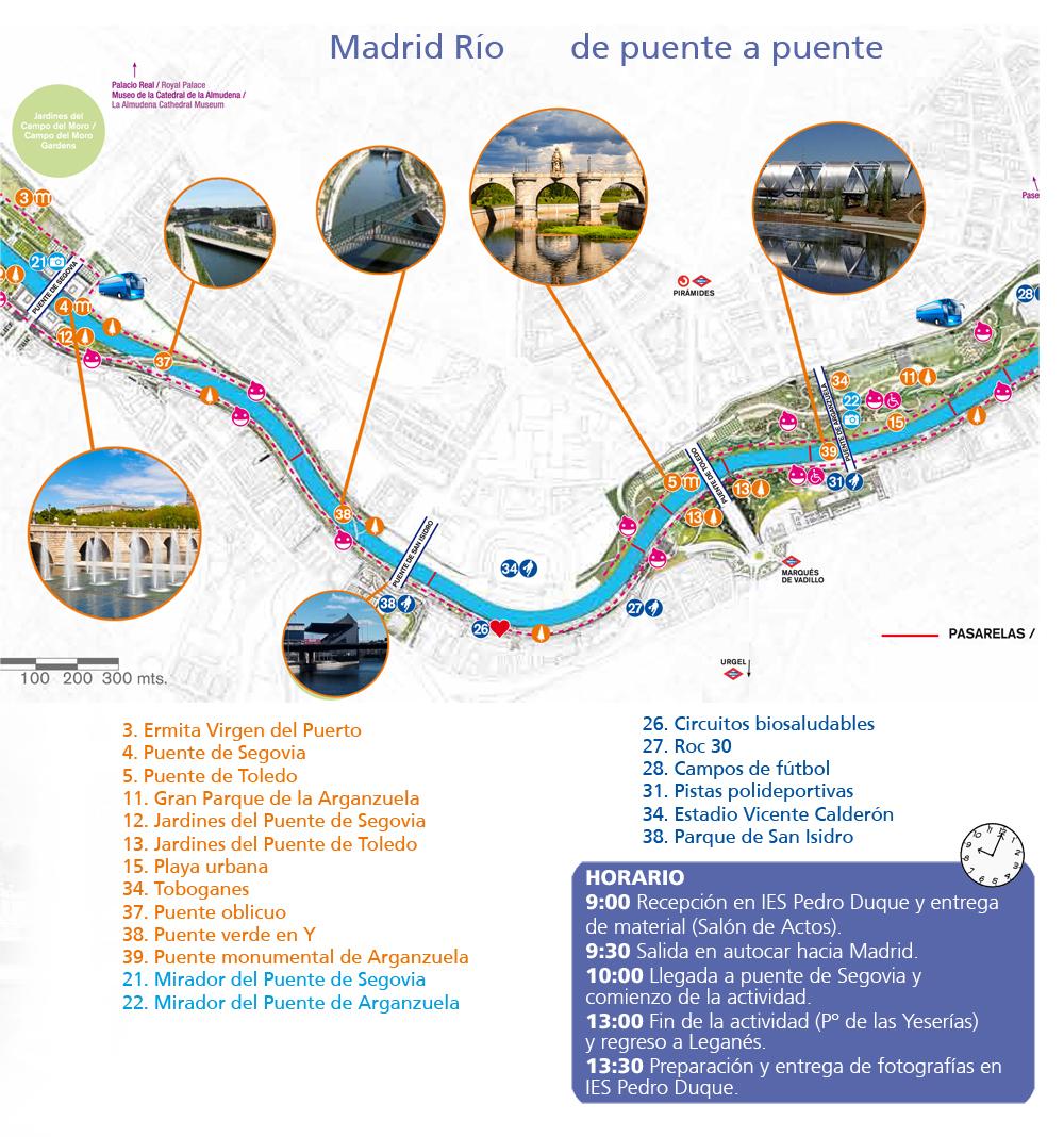 Plano Xii maratón